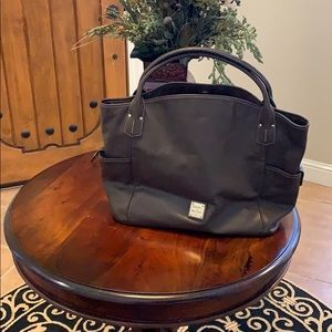 Dooney & Bourke (XL)  leather tote
